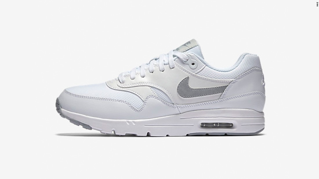 "Introduced in 1987 with their characteristic sole air bubbles, the Nike Air Max' were marketed as a revolutionary new step in air cushioning. They were designed by Tinker Hatfield, a trained architect who applied his studies of building design to shoes. <a href=""http://www.archdaily.com/3917/tinker-hatfield-pompidou-centre-and-nike-air-max"" target=""_blank"">Hatfield said</a> that the exposed pipework of Paris' Centre Pompidou inspired him to create the visible window in the hit shoe."