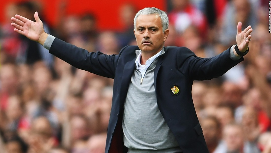 "After his sacking by Chelsea, and United's poor start, it has led to questions about his method and whether it can still be as effective as it was when he first arrived in the Premier League in 2004. Back then, he famously anointed himself the ""Special One."""