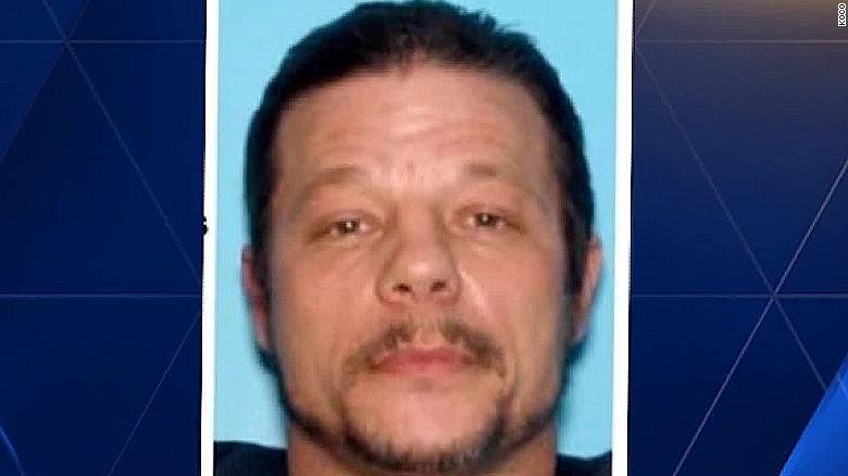 story suspect large manhunt shot killed