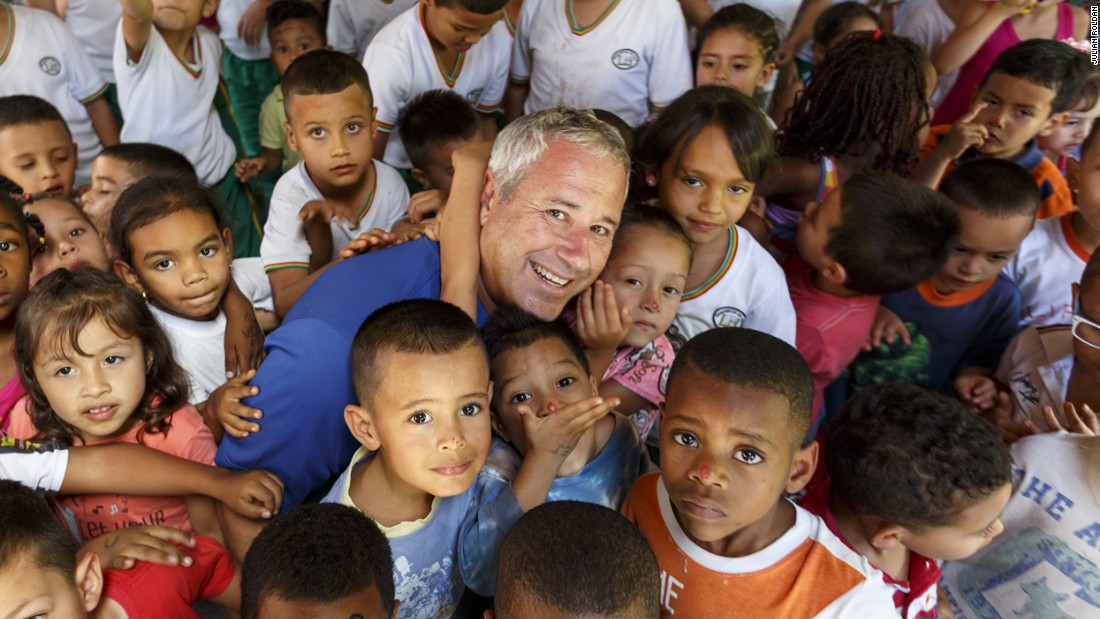 Today, the Orphaned Starfish Foundation has 50 computer centers in 25 countries around the world, helping more than 10,000 children.