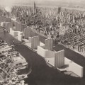 never built new york Victor Gruen Welfare Island