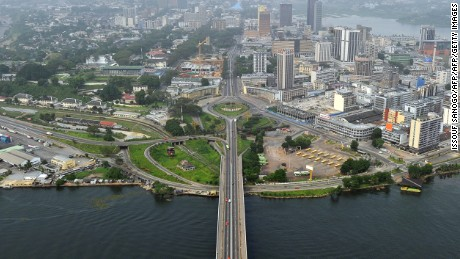 A new technology solution for addresses promises to make Ivory Coast cities such as Abidjan easier to navigate.