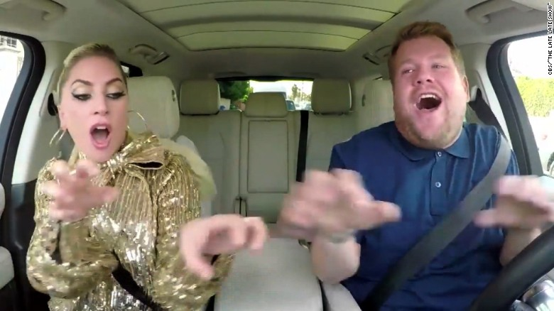 Bruno Mars thanks James Corden for 'Carpool Karaoke' lift