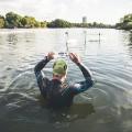 john mcavoy training swim