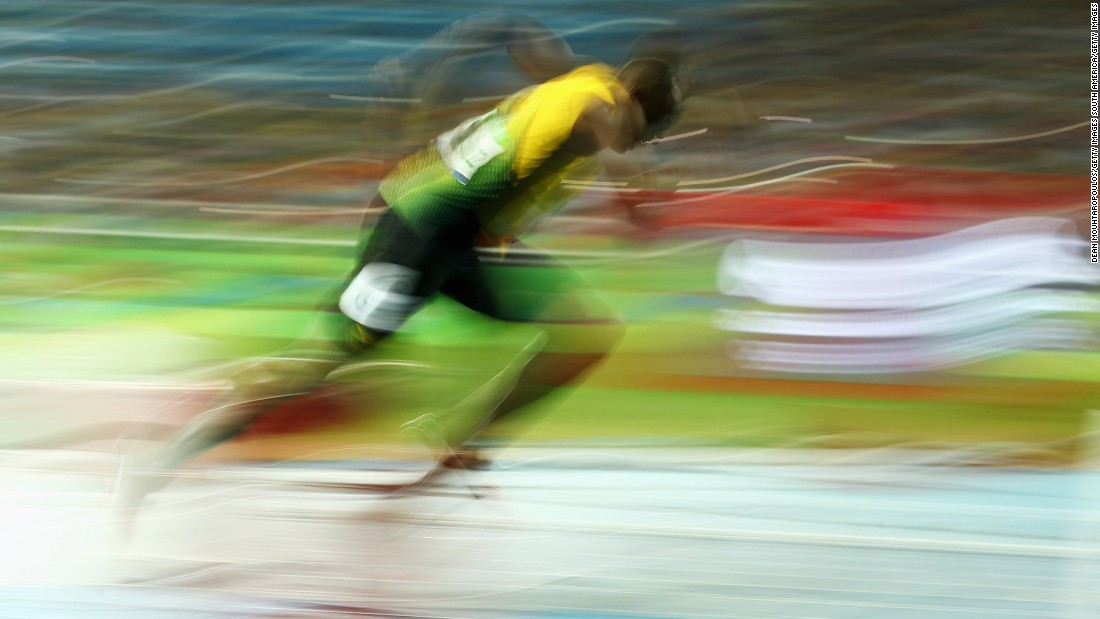 "A new movie, ""I Am Bolt,"" documents the Jamaican sprint star's journey to the Rio 2016 Olympics."