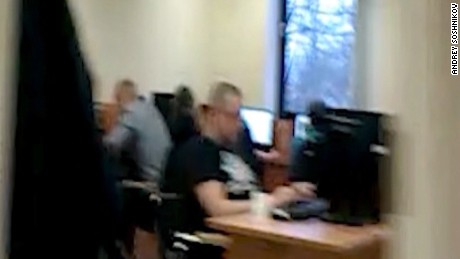 A group of internet trolls - are secretly filmed by a former employee - as they praise the Kremlin and berate its enemies in blogs and internet chat rooms.