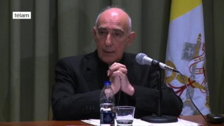 cnnee diego laje iglesia argentina expedientes dictadura _00040423