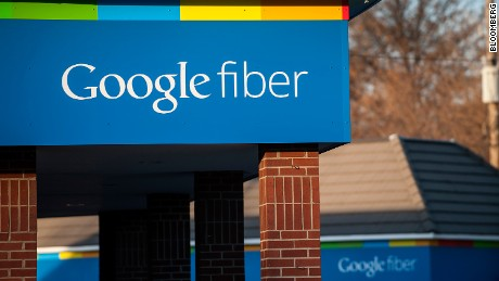 cnn money google fiber