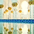 abu dhabi inside sheikh zayed grand mosque (2)