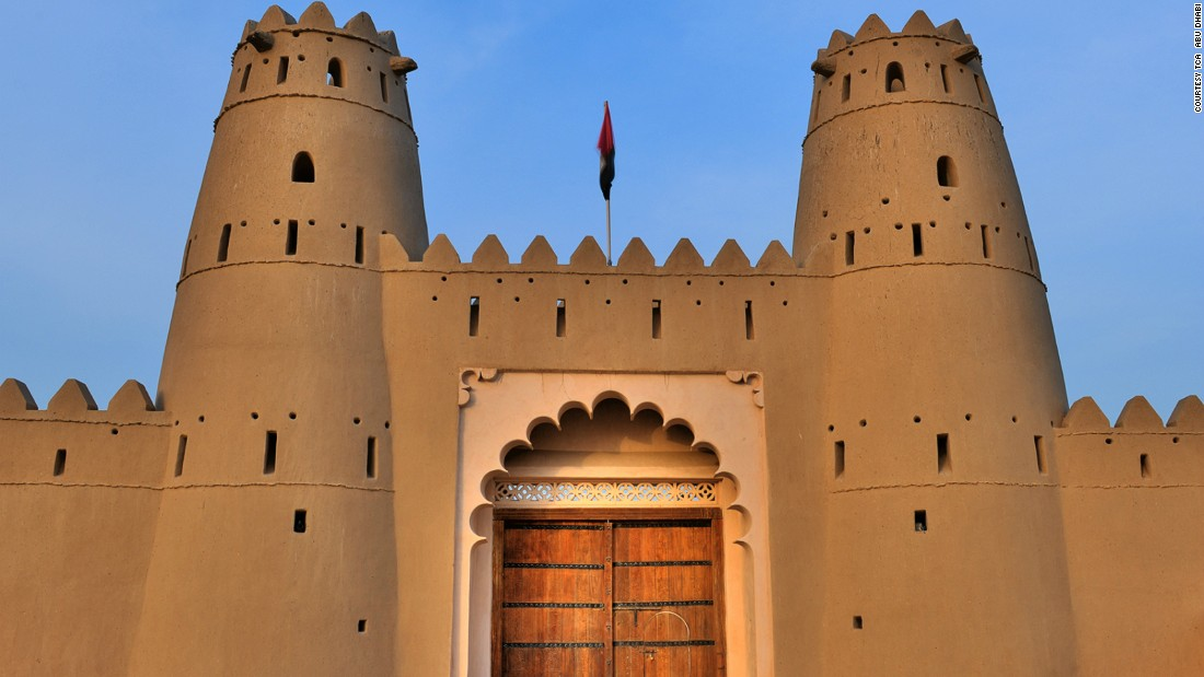 <strong>Al Jahili Fort: </strong>As Abu Dhabi's historical heartland, Al Ain has numerous sites of interest, including the photogenic Al Jahili, a traditional Arabian fort built at the end of the 19th century.
