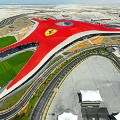 ferrari world abu dhabi photograph