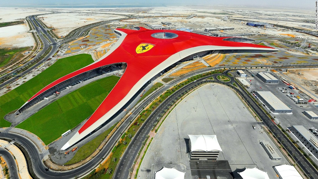 "Those looking to experience the thrill of being a race car driver can get into one of the fast autos at <a href=""https://ferrariworldabudhabi.com/"" target=""_blank"">Ferrari World</a>, also on Yas Island."