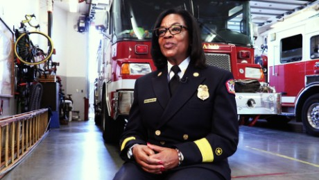 Oakland Fire Chief Teresa Deloach Reed at one point had the dual role of fire marshal.