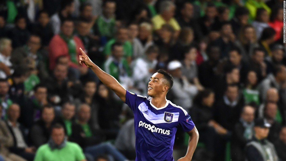 "Who does Jacobson predict the next wonderkid of world football will be?  ""I think I'd recommend him to be signed in real life as well, but Youri Tielemans,"" says Jacobson, referring to the 19-year-old Anderlecht midfielder. ""He's still got a lot of development to do, but give him a couple of years and I think he's going to be a phenomenal player."""