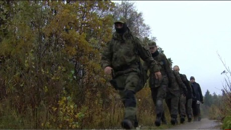 Poland militia 'ready for anything'