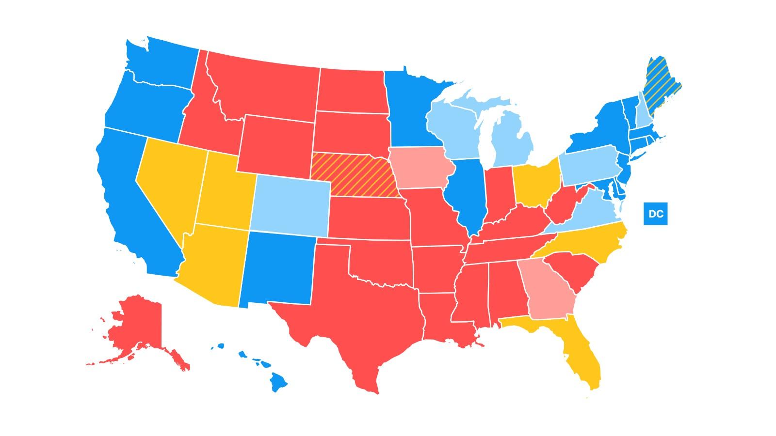 Early Voting Update More Than 12 6 Million Votes Cast Cnnpolitics