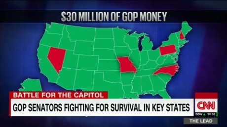 GOP super PAC pours money into critical senate races manu raju the lead_00004128