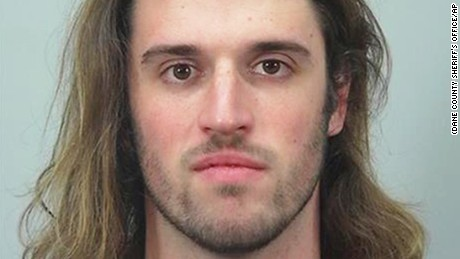 This undated photo provided by the Dane County Sheriff's Office in Madison, Wisconsin, shows Alec Cook, a University of Wisconsin student charged with sexually assaulting and choking a woman on October 12. Prosecutors say Cook is expected to face additional charges after investigators were contacted by dozens of other women.