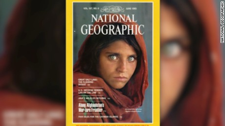 'Afghan girl' in iconic photo arrested