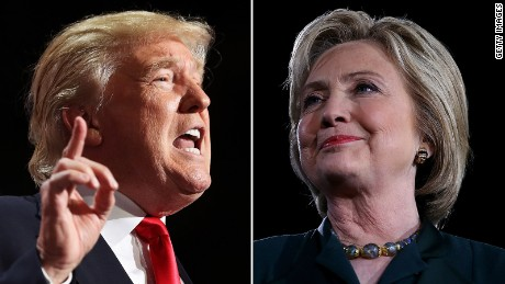 Poll: Trump neck-and-neck with Clinton in New Hampshire