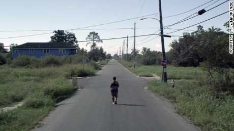 Filmmakers spent seven months preparing to film Paulette Leaphart's walk, but they walked away after only a few days. Paulette says she was abandoned; the filmmakers tell a  different story.