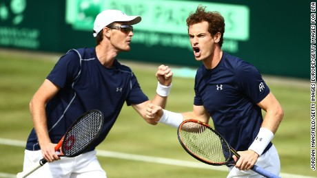 Jamie Murray emerges from Andy Murray's shadow