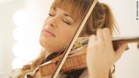 An intimate solo St Paul's Cathedral with violinist Nicola Benedetti