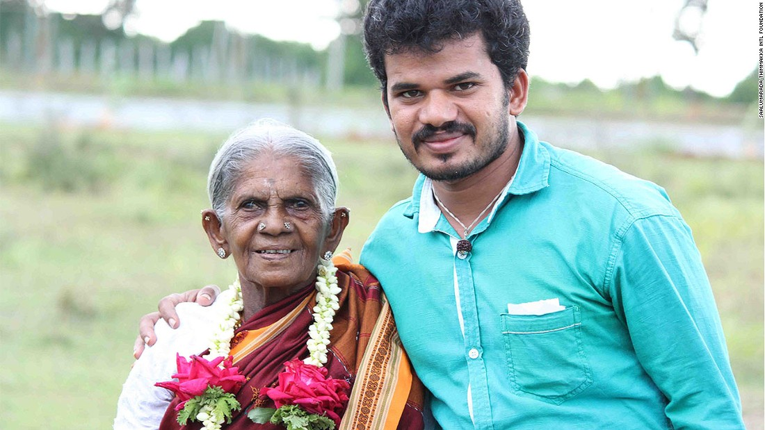 Thimmakka's work eventually led her to adopt Sri Umesh.