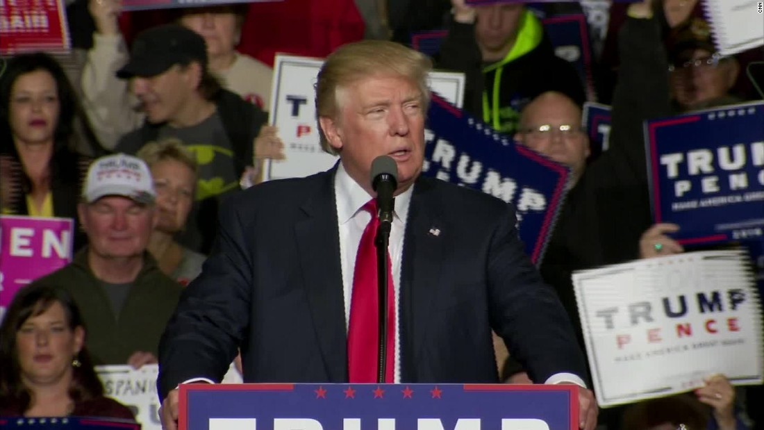 story news politics elections trump campaign declares ohio chair