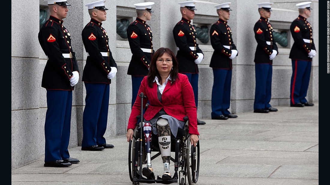 Tammy Duckworth gives Democrats first Senate flip ...