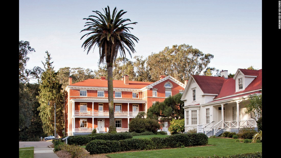 The 2016 Historic Hotels Awards of Excellence winners were announced Thursday night. Among the winners: The Inn at the Presidio in San Francisco (1903), which won for best small historic inn/hotel with under 75 guestrooms. Click through the gallery to see more of the winners.