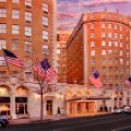 Historic hotels of America awards 2016 The Mayflower Hotel