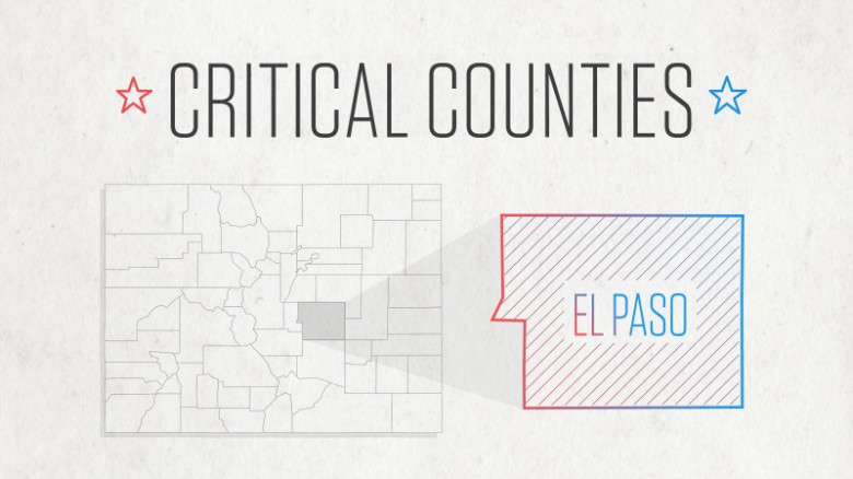 El Paso, Colorado: Where Democrats are gaining