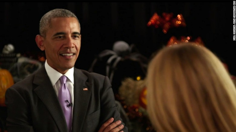 Obama: Clinton's ambition may be questioned