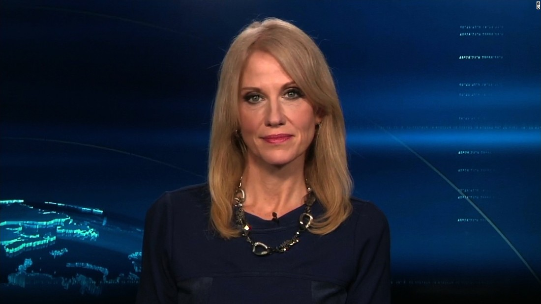 Kellyanne Conway: FBI director in 'terrible spot' - CNNPolitics.com