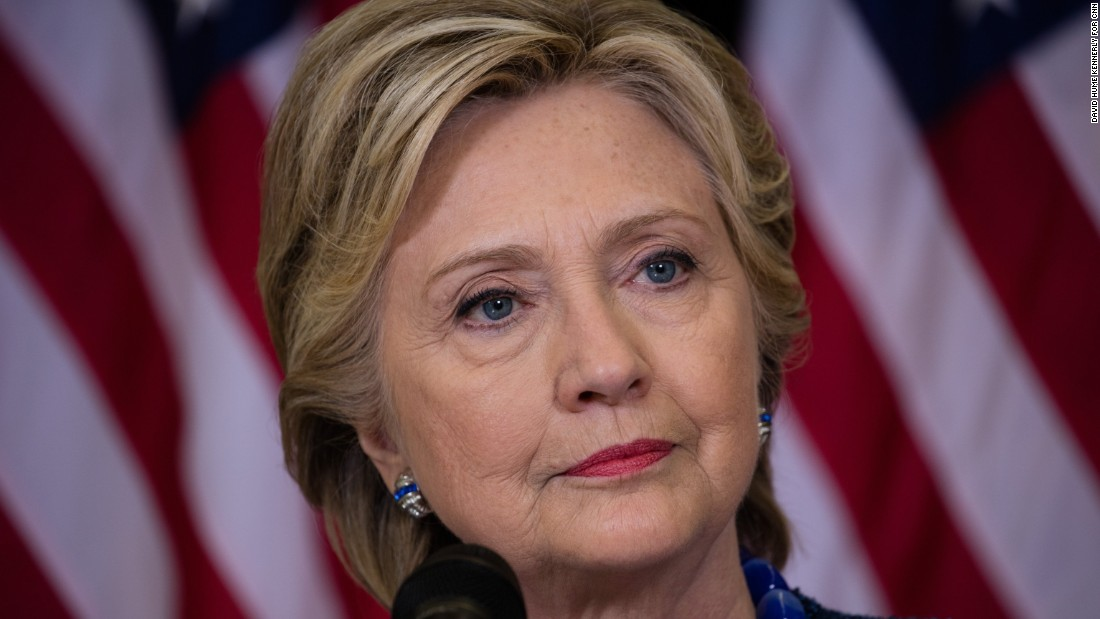 """Clinton addresses the media in Des Moines, Iowa, on October 28. She issued a statement about the latest FBI disclosure. """"We are 11 days out from perhaps the most important national election of our lifetimes,"""" she said. """"Voting is already underway in our country. So the American people deserve to get the full and complete facts immediately."""""""