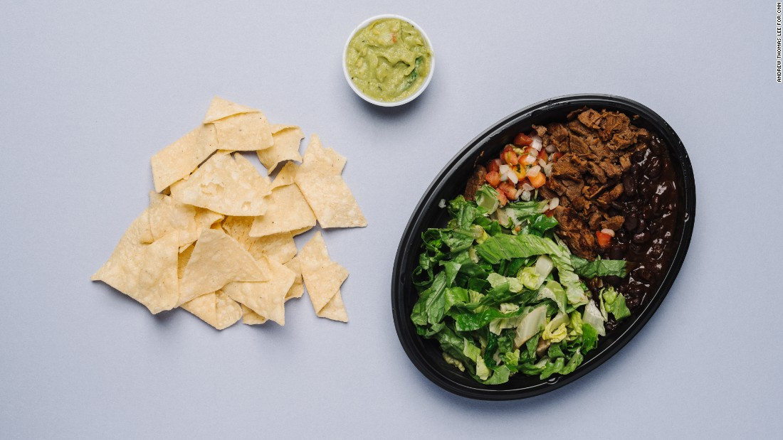 Taco Bell does not make any gluten-free claims, but you can largely avoid it with the steak power bowl. You also reduce a lot of sodium by avoiding guacamole, cheese, sour cream and rice. But the chips and guacamole side is gluten-free.