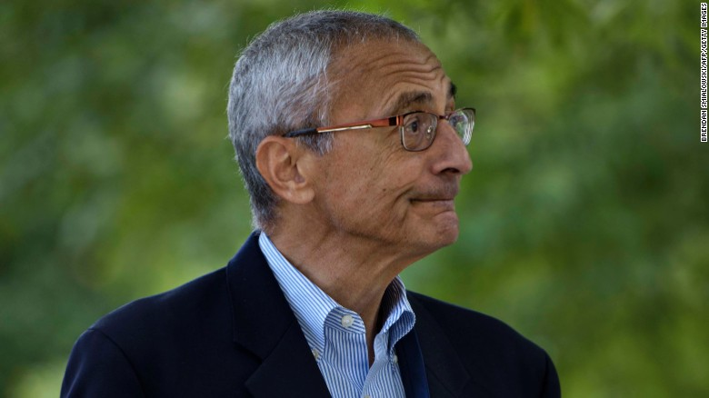 Podesta backs Electoral College request