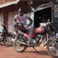Dakar motorbike Instagram