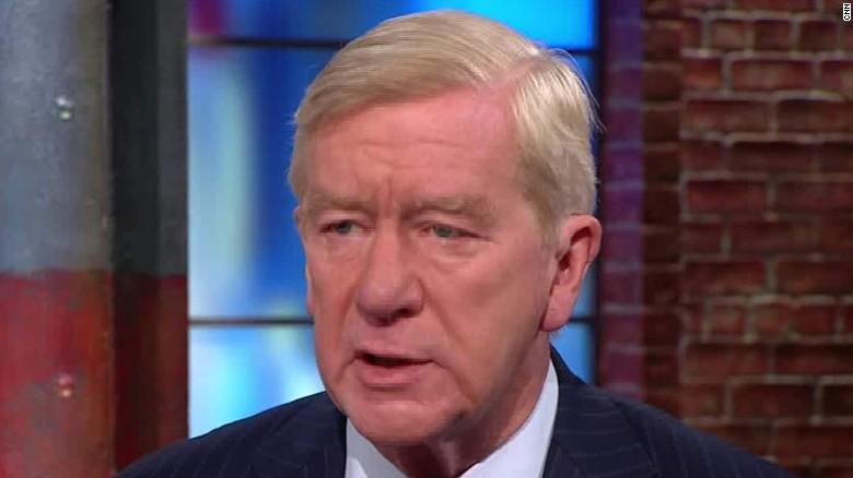 Libertarian vice presidential candidate William Weld newday_00005624