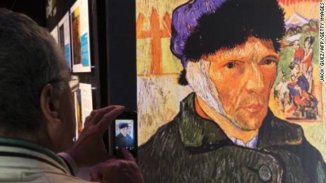 Van Gogh Why He Cut Off His Ear Cnn