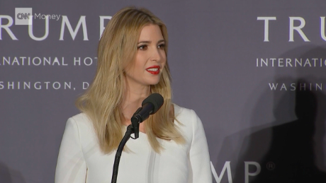 Source: Ivanka Trump to use first lady office