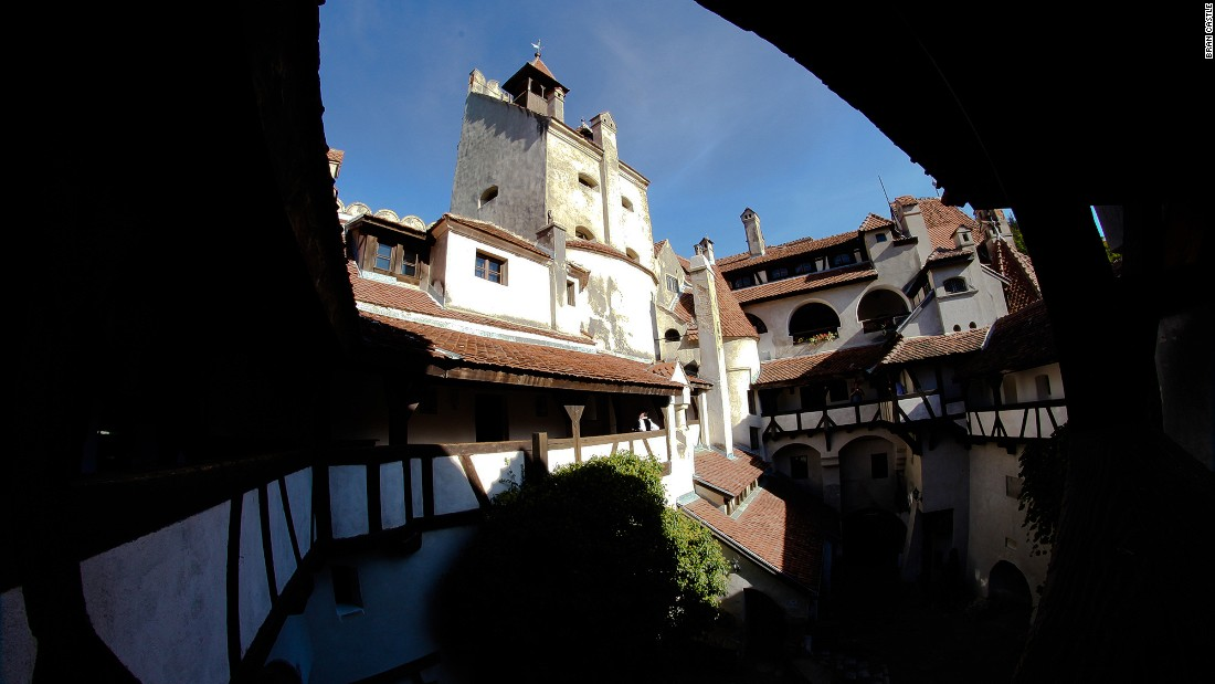 Stoker never actually visited Bran Castle. But because it's the only castle in all of Transylvania that actually fits Stoker's description of the famed vampire's home, it's known throughout the world as Dracula's Castle, say local tourism officials.
