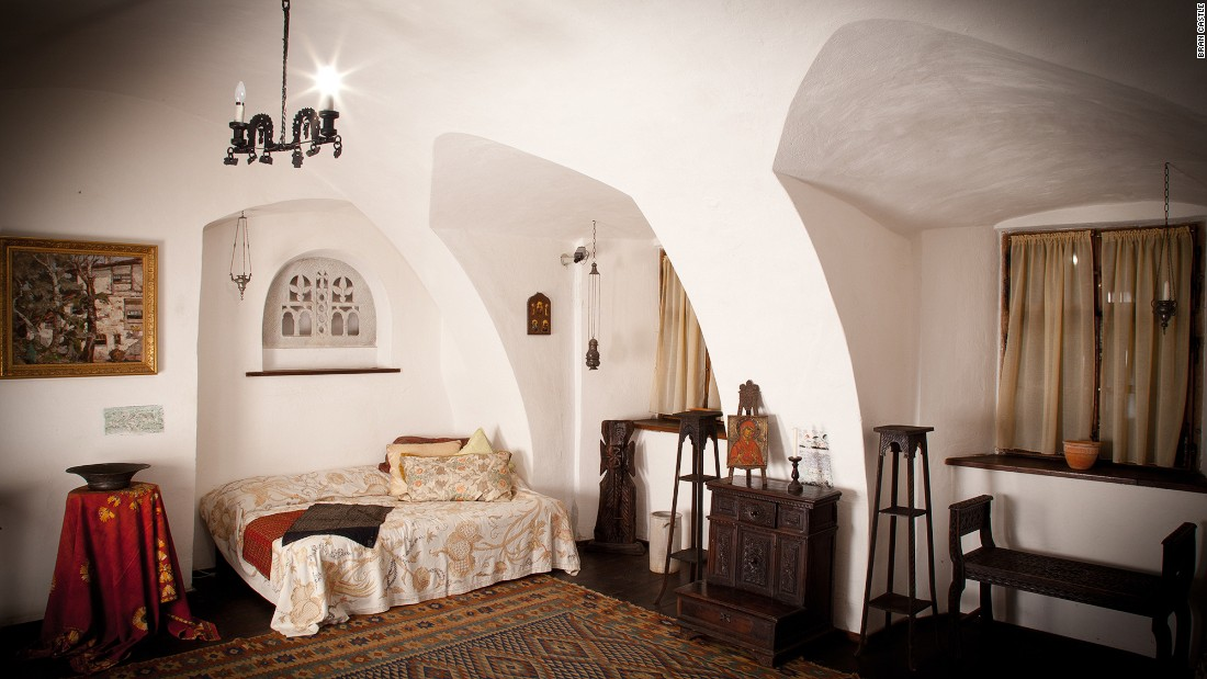Visitors to Bran Castle can join a tour or explore some of its former occupants' rooms on their own, including King Ferdinand's dining room, the music room and Queen Marie's bedroom.