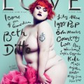 love magazine cover beth ditto