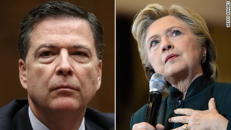 FBI clears Clinton -- again