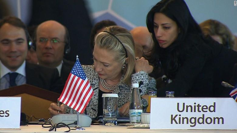 Huma Abedin lying low amid email probe