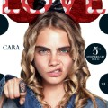 love magazine cover cara