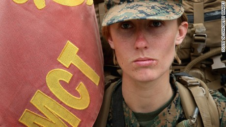 Retired Maj. Gen. Dees: Rethink role of women in combat