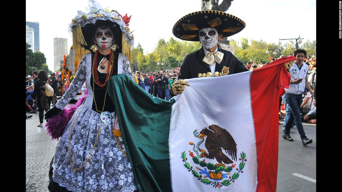 Parade organizers hope that Mexico City's parade will be the start of a new Mexican tradition.